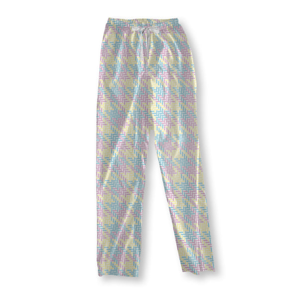 Pepita In Miami Beach Pajama Pants