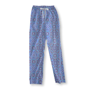 Graphical Fragment Addition Pajama Pants