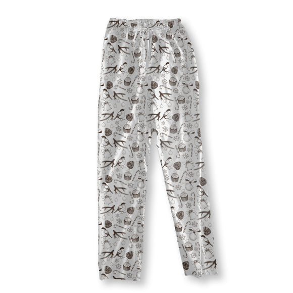 Winter Season Pajama Pants