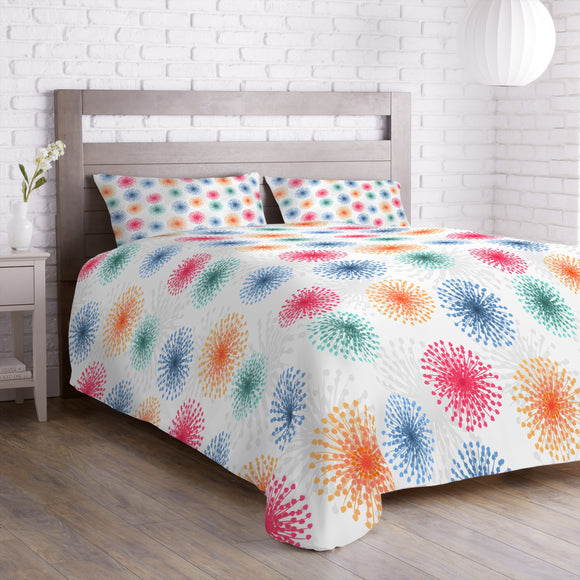 Dandelions To New Years Eve Duvet