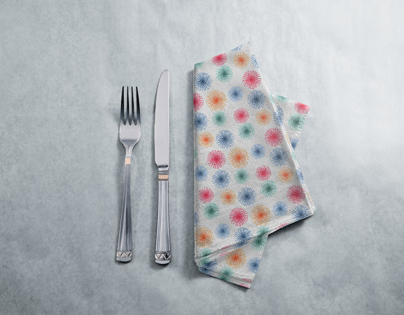 Dandelions To New Years Eve Napkins