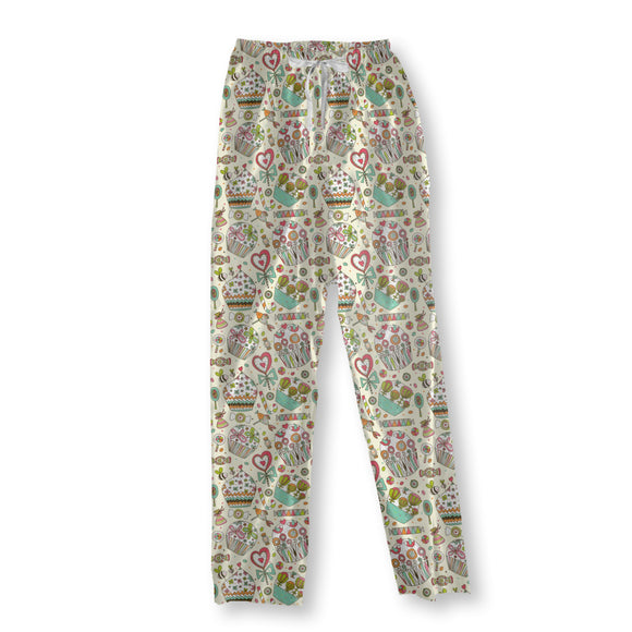 The Sweet Pleasures Of Life Pajama Pants