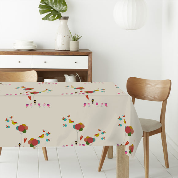 A Day In The Park Rectangle Tablecloths