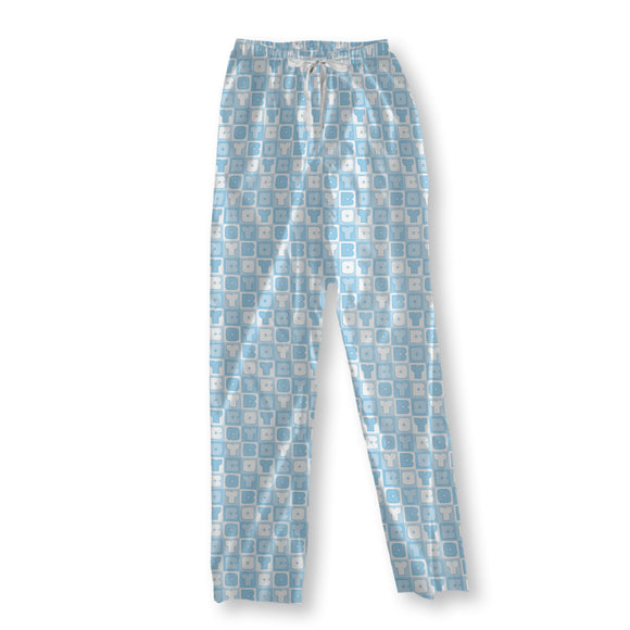 Boy Sudoku Pajama Pants