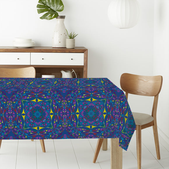 Kaleidoscope Splinters Rectangle Tablecloths