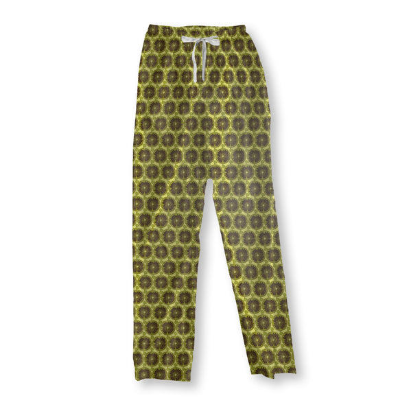 Overripe Sunflowers Pajama Pants
