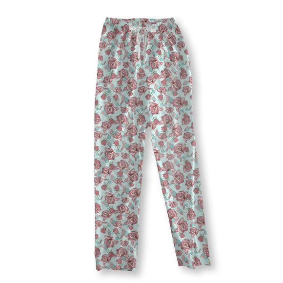 Bed Of Roses Pajama Pants