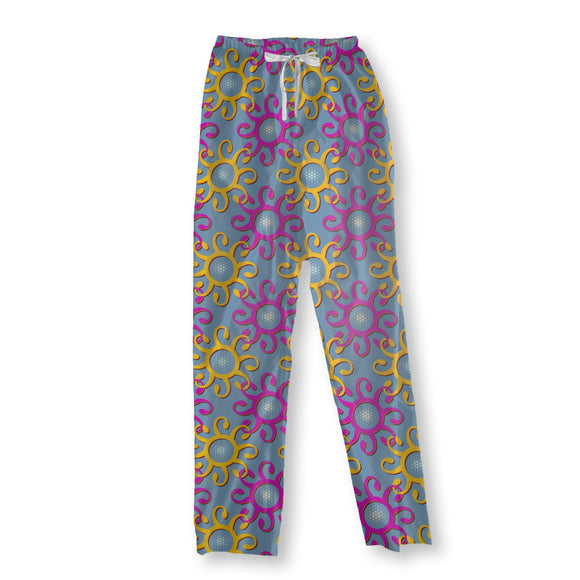 Connection Of The Sun Pajama Pants