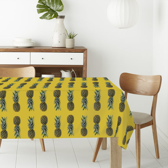 Pineapples From Brazil Pillow Case