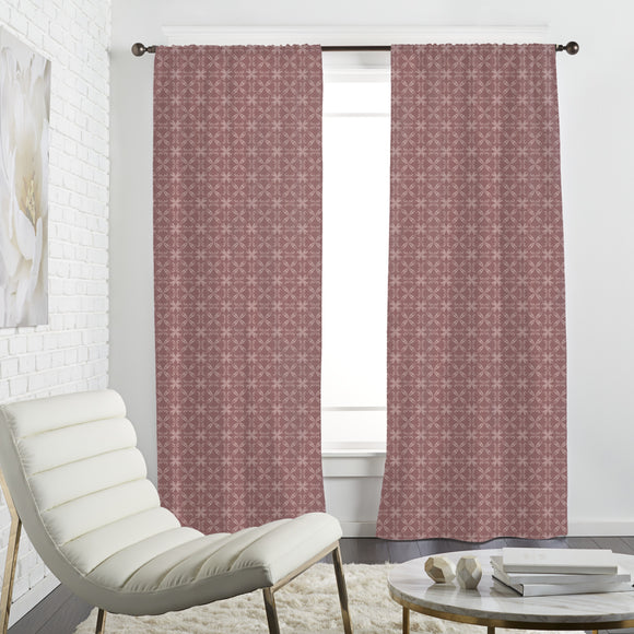 Flower Soft Curtains