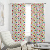 Colorful Blots Curtains