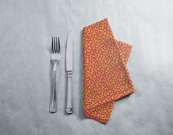 Plum Bloom Napkins