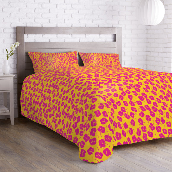 Plum Bloom Duvet