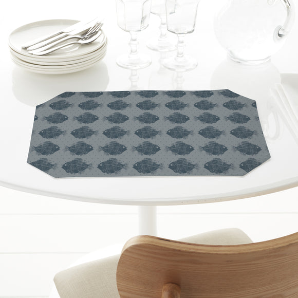 Fresh-Water Fish Placemats