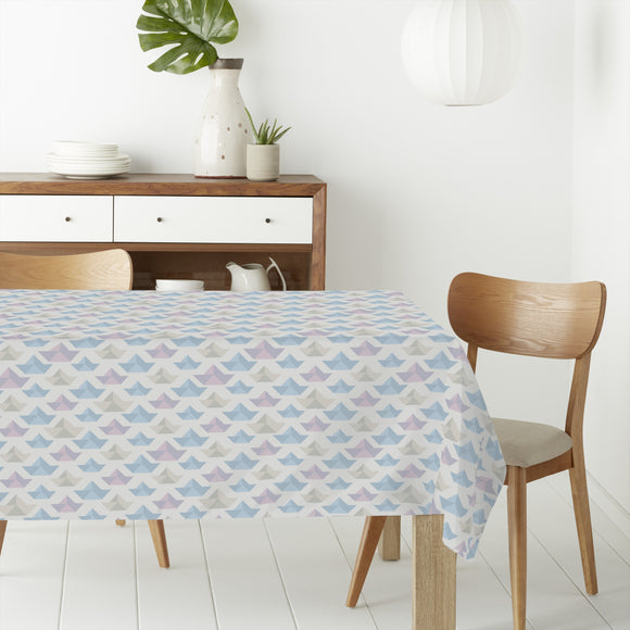 Retro Regatta Rectangle Tablecloths