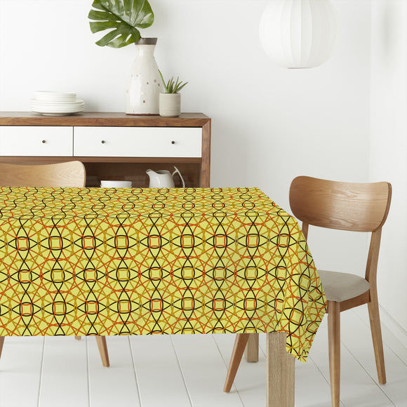 Africa Rectangle Tablecloths