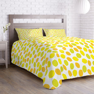 Citrus Refreshment Duvet