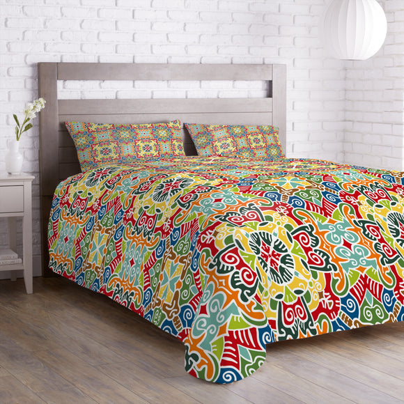 Center Of Arabia Duvet