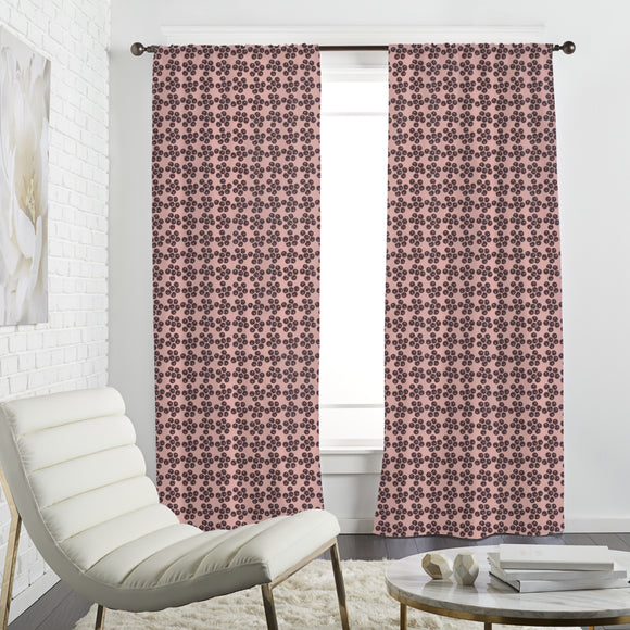 Japanese Berries Curtains