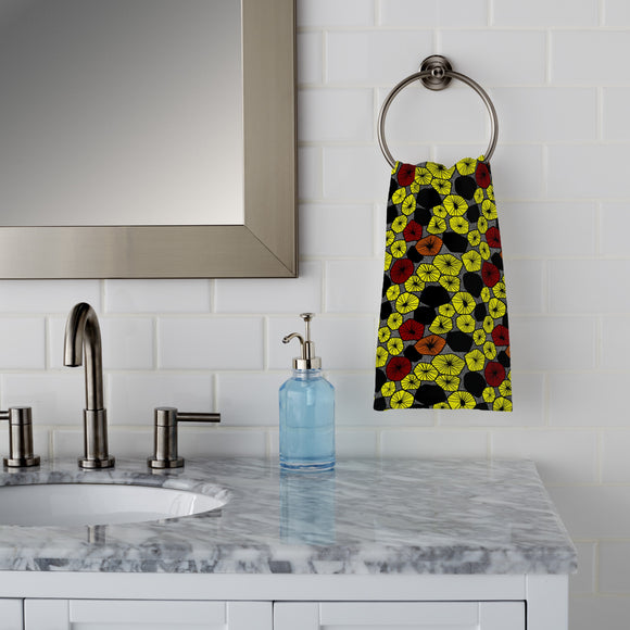 Fruit Slices Mix Hand Towel