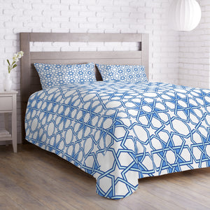 Arabic Art Flat Sheets