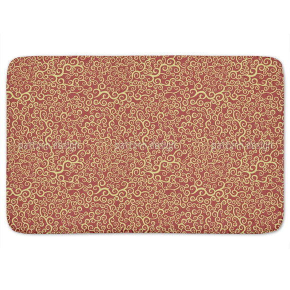 Gustavs Magic  Bathroom Rug