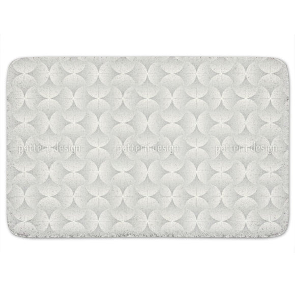 Filigree Dimensions Bathroom Rug