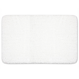 Blur Damask Bathroom Rug