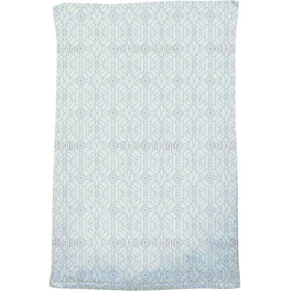 Deco Succulents Bath Towel