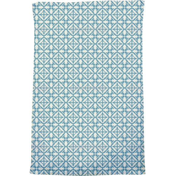 Moorish Tiles Bath Towel