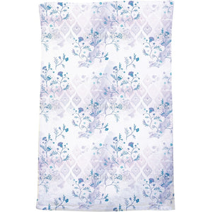 Blue Oasis Bath Towel