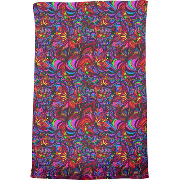 Indian Summer Vision Bath Towel