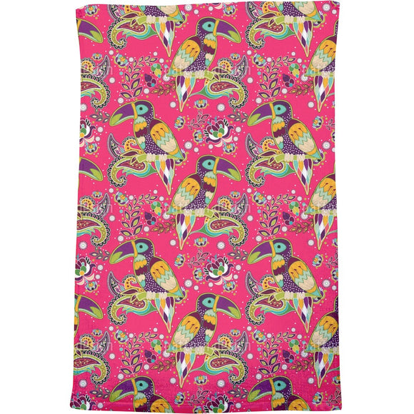 Yoga Animal  Bath Towel