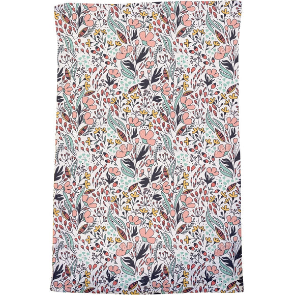 Floral Dancegeneration Bath Towel
