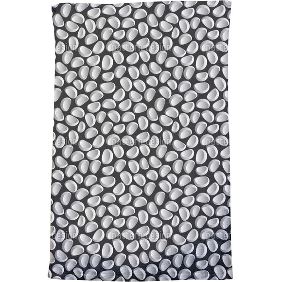 Corpuscle Bath Towel