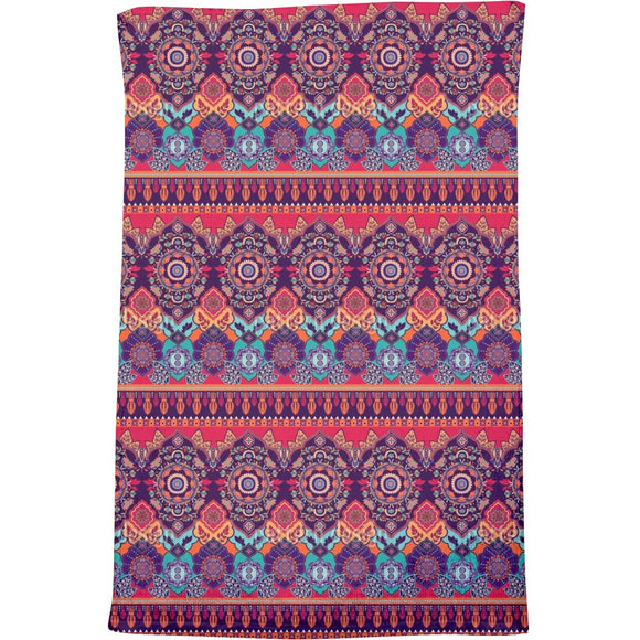 Ethnic Mandala Bath Towel
