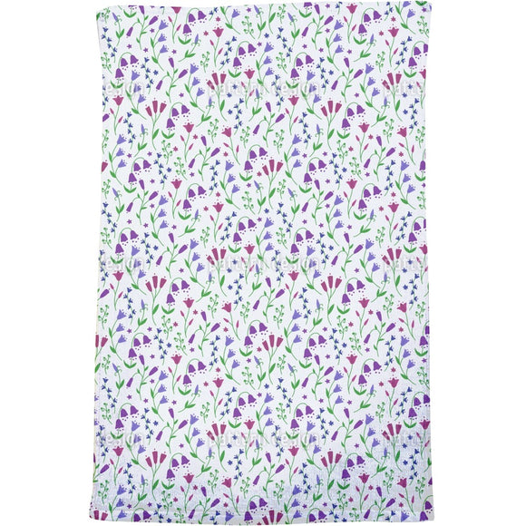 Snowdrop Ring Bath Towel