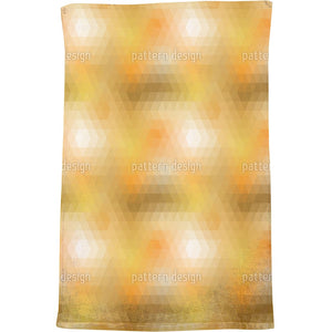Disco Gold Bath Towel