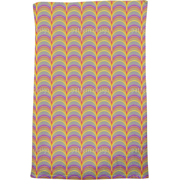 Colorama Bath Towel