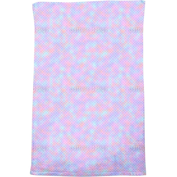 Soft Diamonds Bath Towel