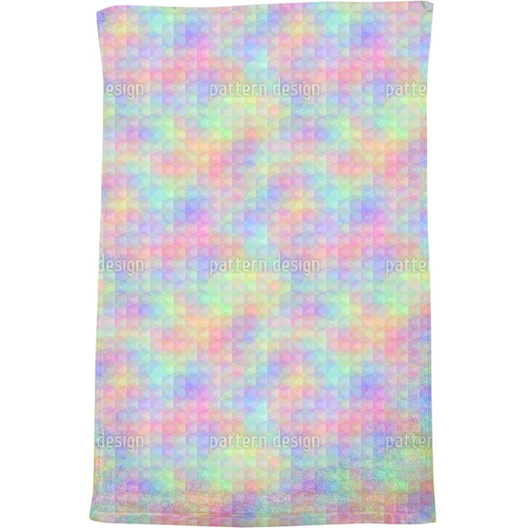 Rainbow Impressions Bath Towel