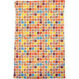 City Blocks In Summer Bath Towel