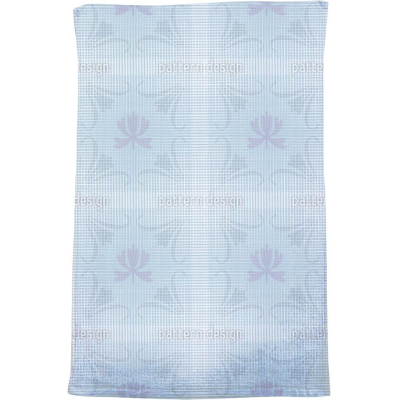 Floral Awakening Of Hibernation Bath Towel