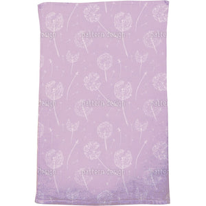 Dandelions Bath Towel
