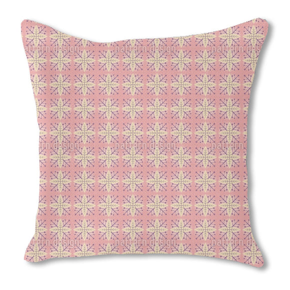 Stella Mare Burlap Pillow