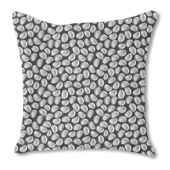Corpuscle Burlap Pillow