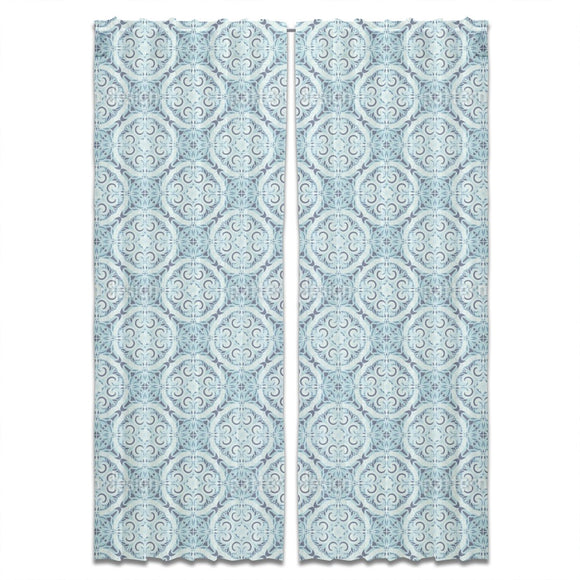 Living Tiles Curtains