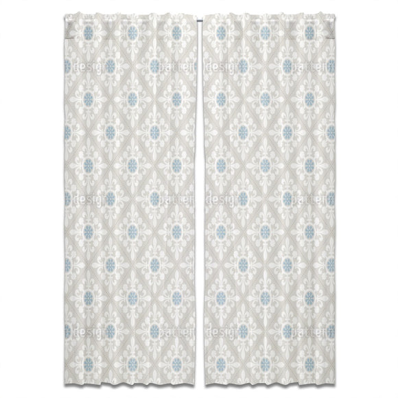 Cross Fleury Curtains