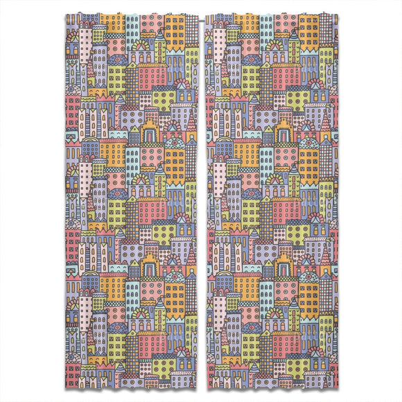 Space Saving City Curtains