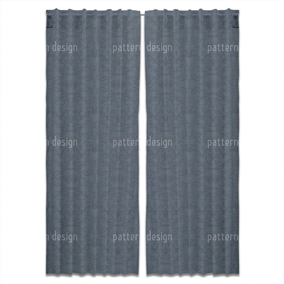 Noble Arabesques Curtains